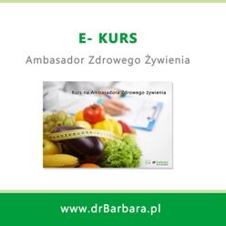 e-kurs ambasador zdrowego żywiania
